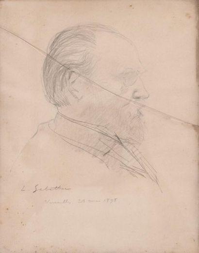Louis SABATTIER (1863-1935)