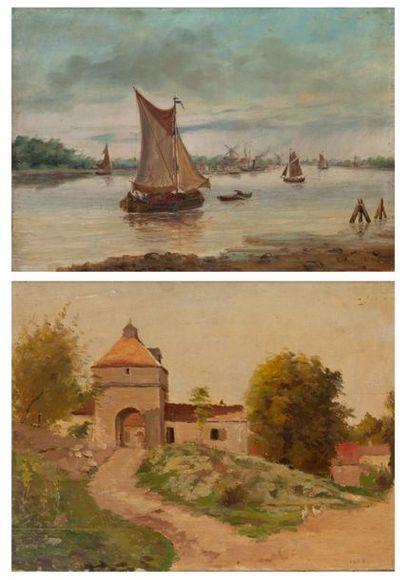 Paul Marie LAPIERRE-RENOUARD (1854-?)