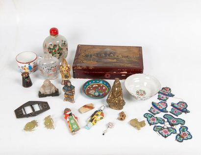 ASIE, Japon, Chine..., XIXème-XXème siècles