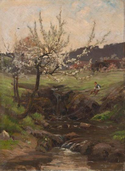 Henri SAINTIN (1846-1899)