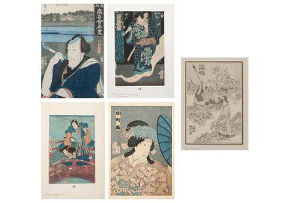 JAPON, seconde moitié du XIXème siècle