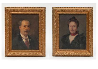 Albert Tibule FURCY de LAVAULT (1847-1915)