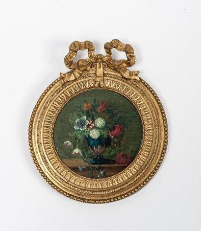 Ecole du XIXème siècle dans le goût du XVIIIème siècle