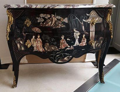 Style Louis XV, seconde moitié du XXème siècle