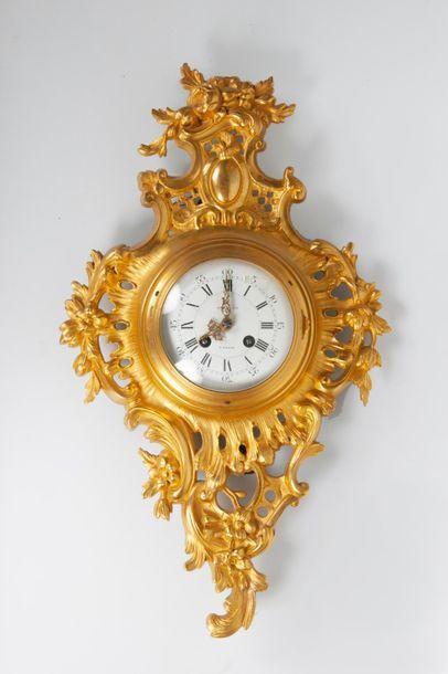 Style Louis XV, seconde moitié du XIXème siècle.