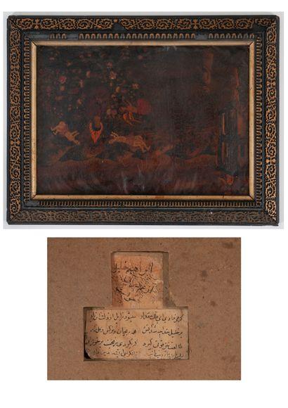 Ecole persane ou iranienne du XIXème siècle (?)