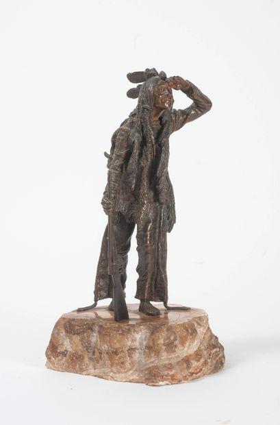 D'après Carl KAUBA (1865-1922)