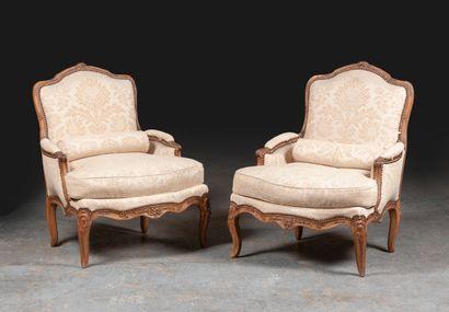 Style Louis XV, seconde moitié du XIXème ou début du XXème siècle