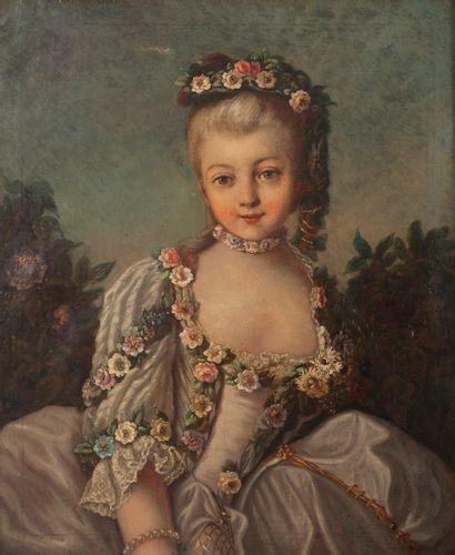 Dans le goût du XVIIIème siècle