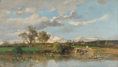 Jacques Alfred BRIELMAN (1836-1892)