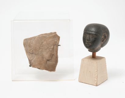 Dans le goût des productions égyptiennes antiques