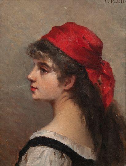 Fanny Laurant FLEURY (1848-1920/40),