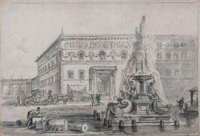 Jean-Baptiste LALLEMAND (Dijon 1716- Paris 1803)