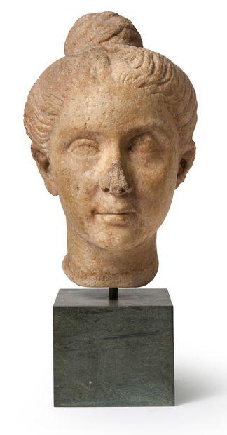 Art romain, Période de Faustine l'Ancienne, deuxième tiers du IIème siècle