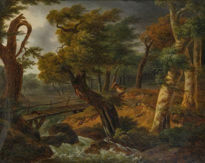 Frans SWAGERS (Utrecht 1756-Paris 1836)