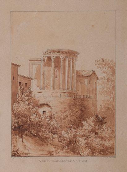 Antoine Martin GARNAUD (Paris 1796-1861)