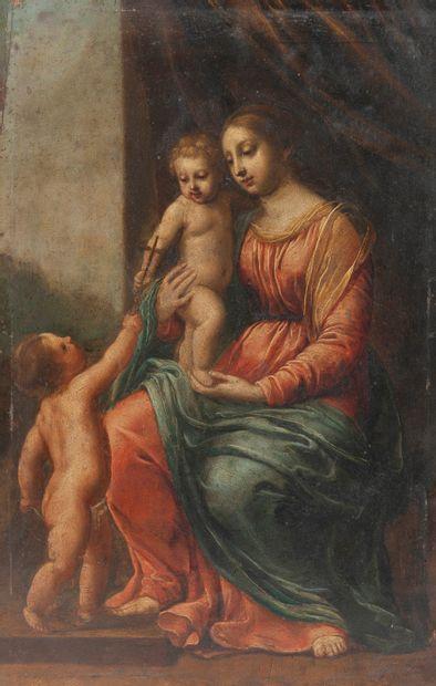 Entourage de Jacques STELLA (Lyon 1596-Paris 1657)