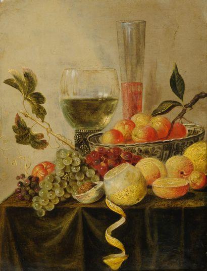 ECOLE de Johannes HANNOT (1639-1684)
