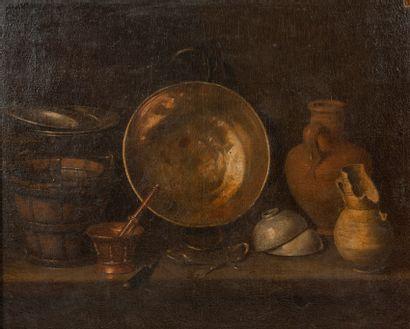 ECOLE de SEVILLE du XVIIème siècle