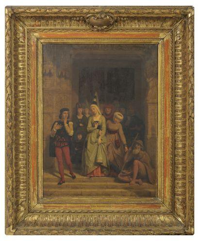 Jules SEVESTRE (1834-1901)