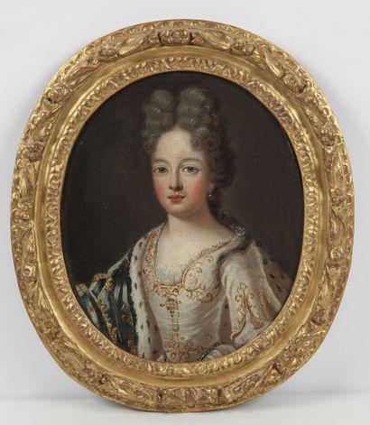 Elève de Pierre GOBERT (1662-1744)