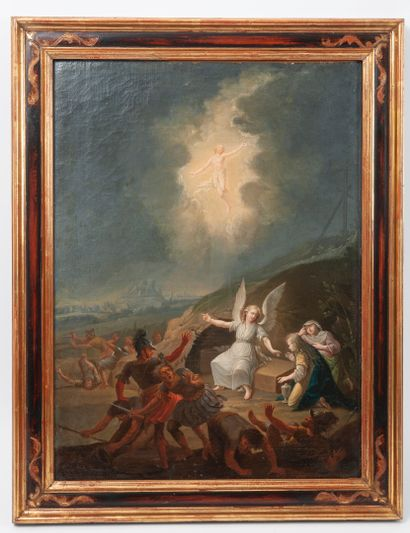 ÉCOLE du XVIIème siècle