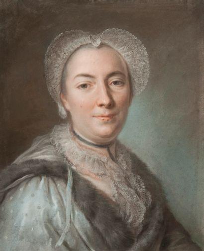 Attribué à Pierre BERNARD (Paris 1704-Marseille 1777)