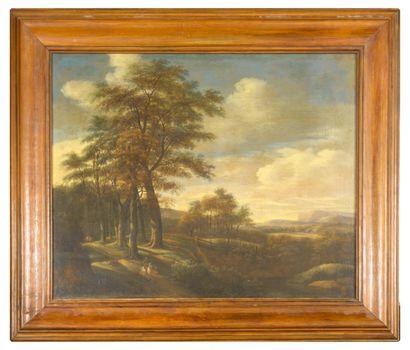 ÉCOLE FRANCAISE de la première moitié du XIXème siècle