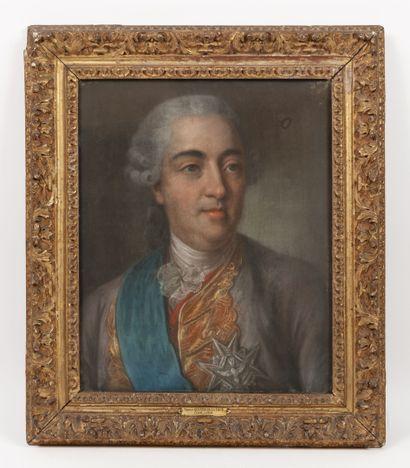 Ecole de Maurice Quentin DE LA TOUR (1704-1788)