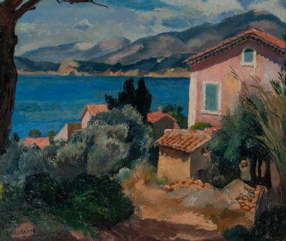 André HEBUTERNE (1892-1979)