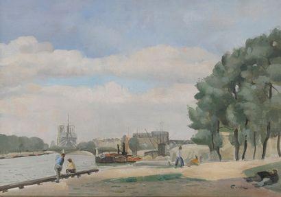 Edmond CERIA (1884-1955)