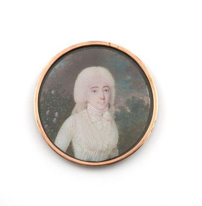 Charles-Pierre CIOR (Paris 1769-1840)