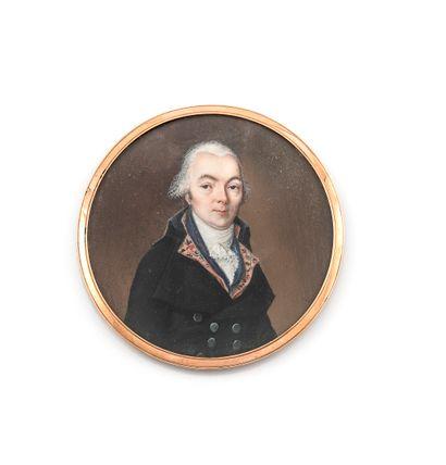 École FRANÇAISE vers 1795
