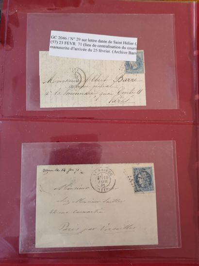 FRANCE GUERRE DE 1870/1871