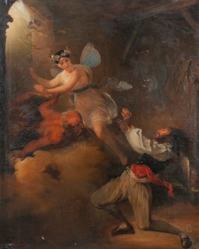 Louis-Edouard RIOULT (Montdidier 1790  Paris 1855)