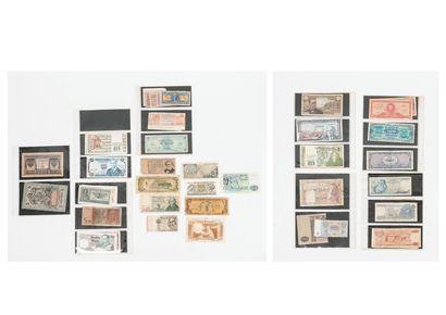TOUS PAYS, dont Europe, Russie, Rép. Dominicaine..., XIXème-XXème siècles