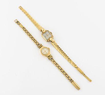 LIP ou Select Watch