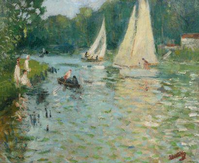 Pierre Eugène MONTEZIN (1874-1946)