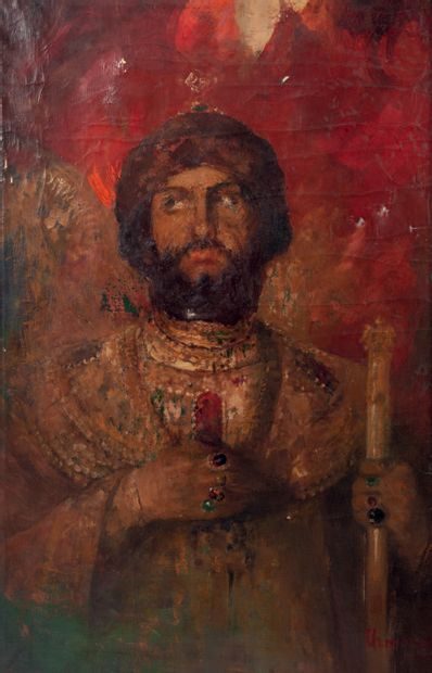 Pavel Dmitrievic SMAROV (1874-1950)