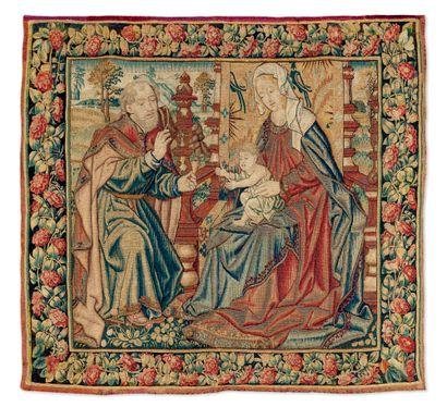 BRUXELLES, premier quart du XVIème siècle