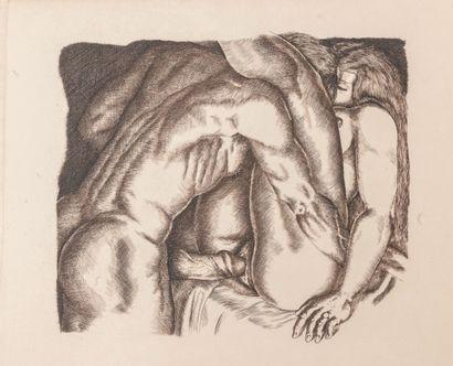 ARETIN Sonnets luxurieux de Pietro Aretino dit l'Aretin. Paris, Aux dépens de l'amateur,...