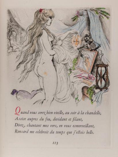 RONSARD (Pierre de) - DORE (Amandine).