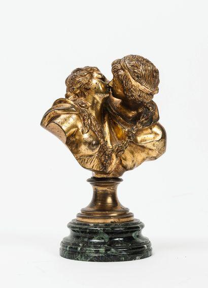 D'après Jean-Antoine HOUDON (1741-1828), fin du XIXème siècle