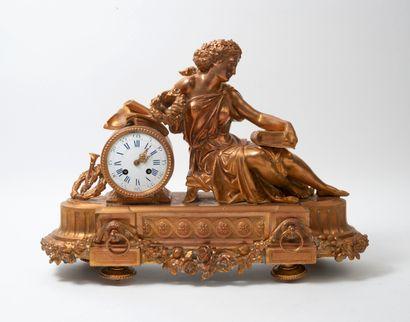 FRANCE, Style Louis XVI, seconde moitié du XIXème siècle.