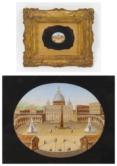 ITALIE, seconde moitié du XIXème siècle