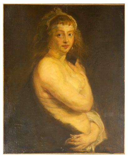 D'après Peter Paul RUBENS (1577-1640)