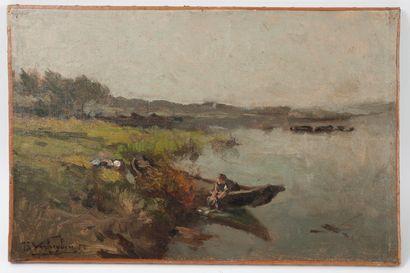 Isidore Verheyden (1846-1905)