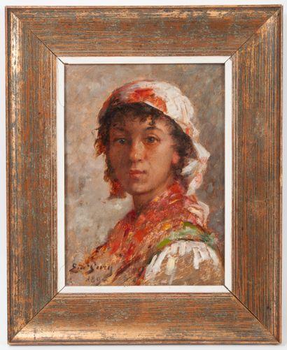 Edmond Jean DE PURY (1845-1911)