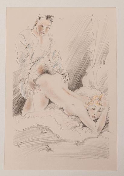[ROJAN (Feodor Rojankovski, dit)]. Idylle printanière. S.l. (Paris), s.d. (1931),...