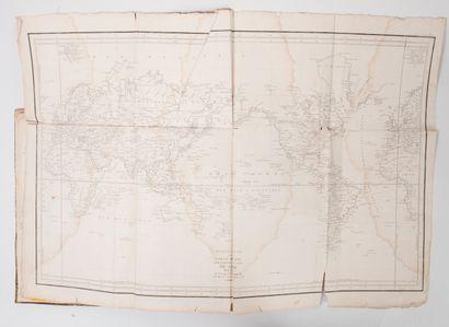 Jean François de Galaup, comte de La Pérouse (23 août 1741-disparu en 1788) Voyage...